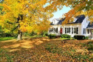 Sell your home this fall